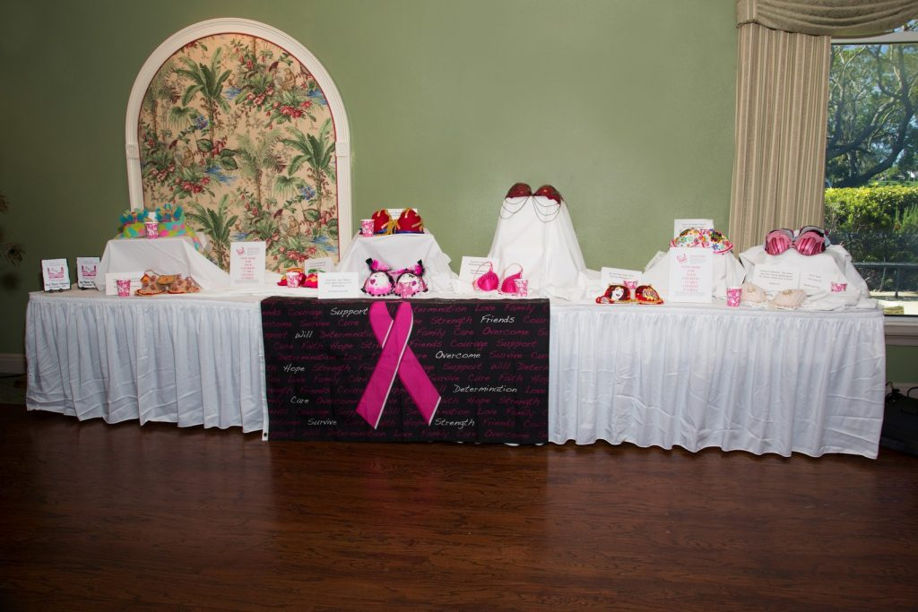 Dollars for Mammograms Charity Event Photography