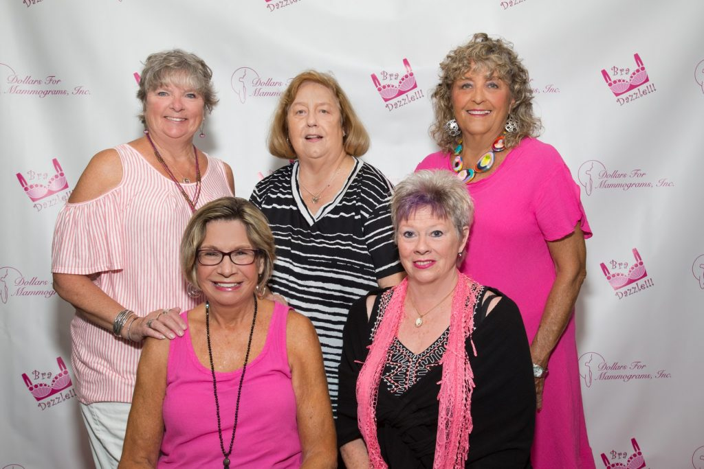 Dollars for Mammograms Charity Event Photo