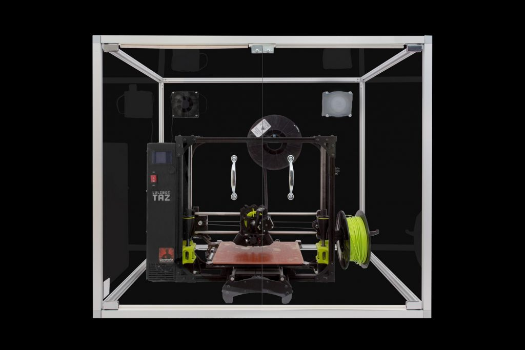 Product Photography - 3D Printer and Enclosure