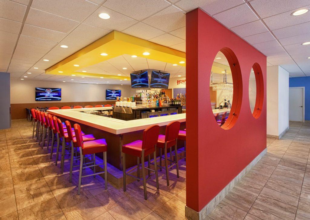 Howard's Restaurant Interior Commercial Photograph