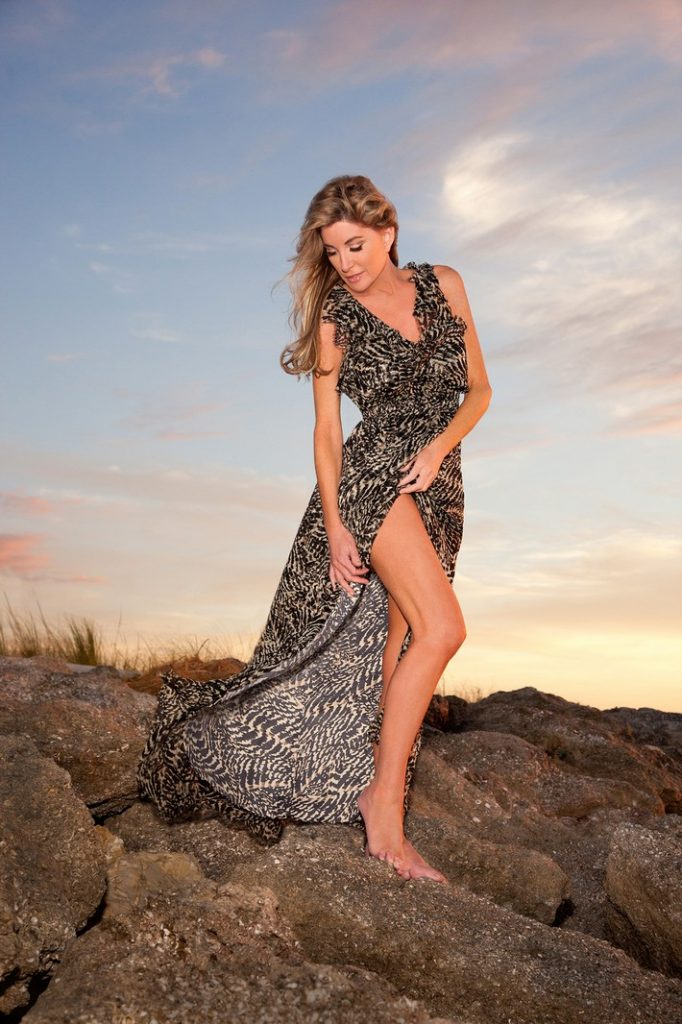 Model Shoot on Boca Grande