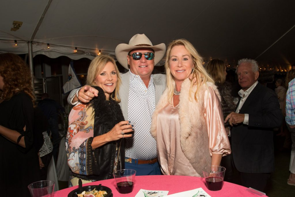 Attendees of the Taste of Boca Grande Event
